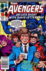 david-letterman-in-avengers-comic
